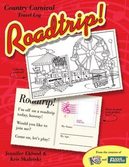 Roadtrip!® Country Carnival: Student Travel Log