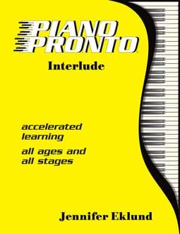 Piano Pronto®: Interlude (Hardcopy)
