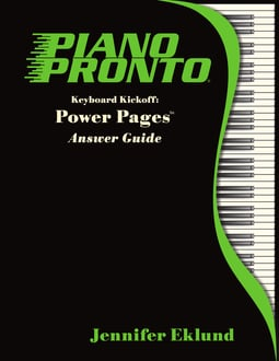 Keyboard Kickoff: Power Pages™ Answer Guide