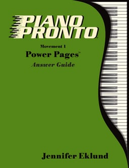 Movement 1: Power Pages™ Answer Guide