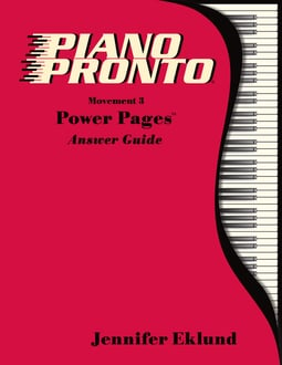 Movement 3: Power Pages™ Answer Guide