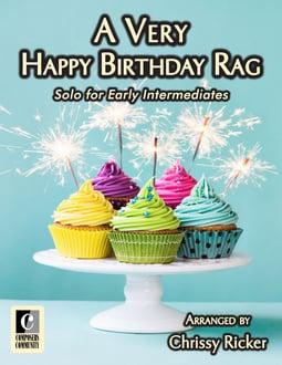 A Very Happy Birthday Rag