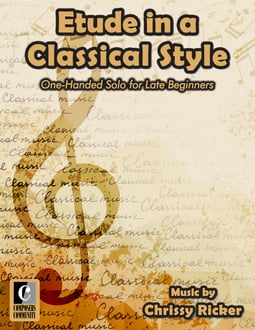 Etude in a Classical Style