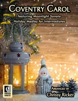 Coventry Carol featuring Moonlight Sonata (Digital: Single User)