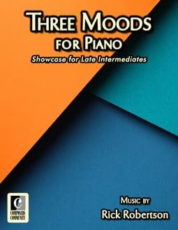 Three Moods for Piano