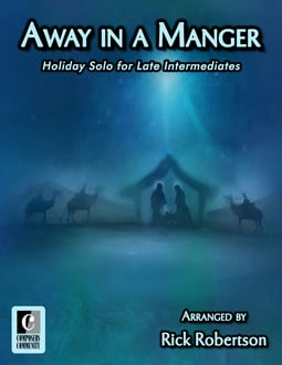 Away in a Manger (Digital: Single User)
