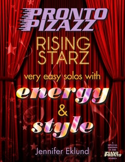 Pronto Pizazz: Rising Starz