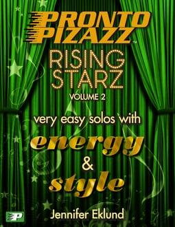 Pronto Pizazz Rising Starz: Volume 2