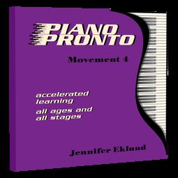 Piano Pronto® Movement 4: Soundtrack (Digital: Single User)