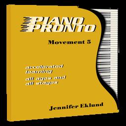 Piano Pronto® Movement 5: Soundtrack