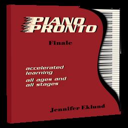 Piano Pronto® Finale: Soundtrack