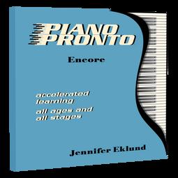 Piano Pronto® Encore: Soundtrack