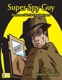 Super Spy Guy