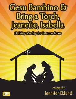Medley: Gesu Bambino & Bring the Torch Jeanette Isabella