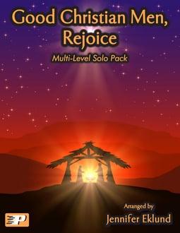 Good Christian Men, Rejoice