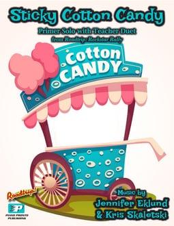 Sticky Cotton Candy