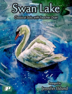 Swan Lake Mixed-Level Duet (Digital: Single User)