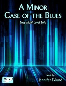 A Minor Case of the Blues Multi-Level Solo (Digital: Single User)