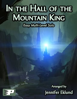 In the Hall of the Mountain King Multi-Level Solo (Digital: Single User)