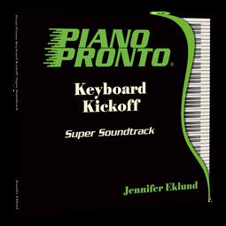 Piano Pronto® Keyboard Kickoff: Super Soundtrack