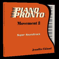 Piano Pronto® Movement 2: Super Soundtrack
