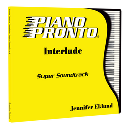 Piano Pronto® Interlude: Super Soundtrack