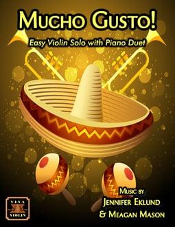 Mucho Gusto Easy Violin and Piano (Digital: Single User)