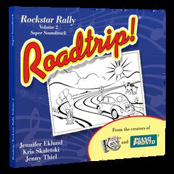 Roadtrip!® Rockstar Rally Volume 2: Super Soundtrack