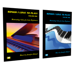 Songs I Love to Play Combo Deal!
