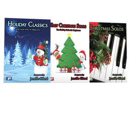 Easy Christmas Solos Combo Pack