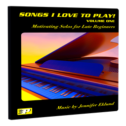 Songs I Love to Play Volume 1: Soundtrack