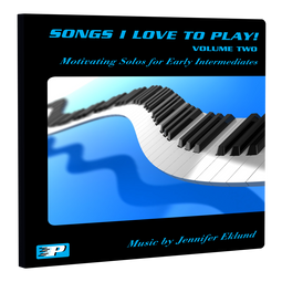 Songs I Love to Play Volume 2: Soundtrack