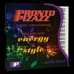 Pronto Pizazz Volume 1: Super Soundtrack