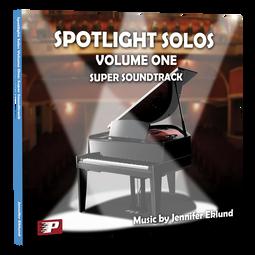 Spotlight Solos Volume 1: Super Soundtrack