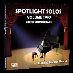 Spotlight Solos Volume 2: Super Soundtrack