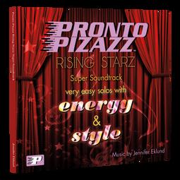 Pronto Pizazz Rising Starz: Super Soundtrack