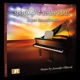 Spotlight Solos PLUS: Super Soundtrack