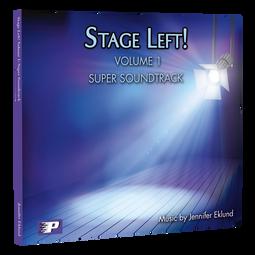 Stage Left! Volume 1: Super Soundtrack