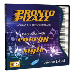 Pronto Pizazz Volume 2: Super Soundtrack