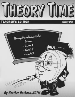 Theory Time®: Teacher's Edition Volume 1