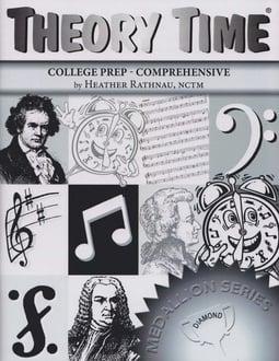 Theory Time® Medallion Series: Diamond Workbook