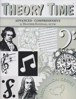 Theory Time® Medallion Series: Platinum Workbook
