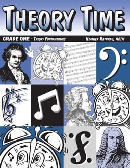 Theory Time®: Grade One Workbook