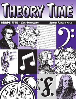 Theory Time®: Grade Five Workbook