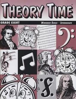 Theory Time®: Grade Eight Workbook