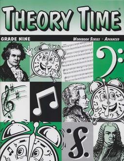 Theory Time®: Grade Nine Workbook