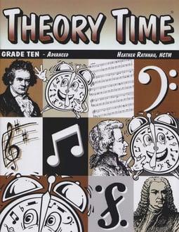 Theory Time®: Grade Ten Workbook
